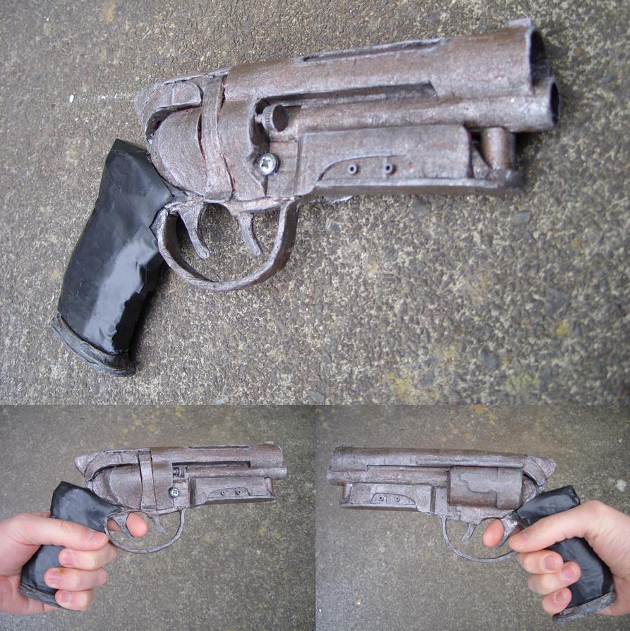 'That Gun' Prop by chanced1