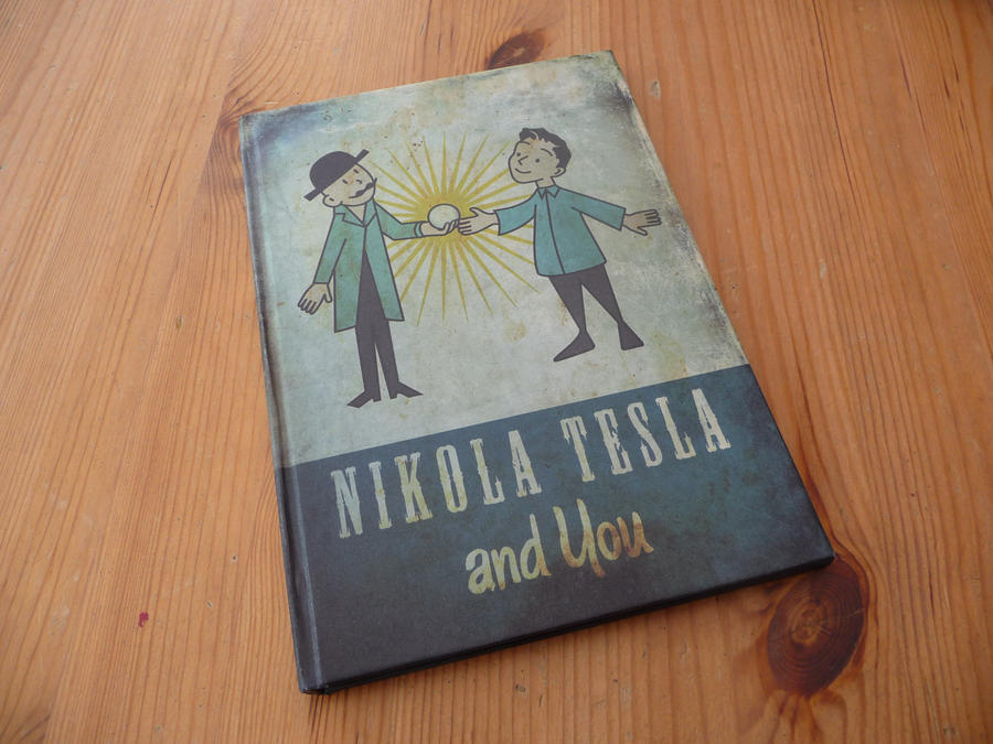 Nikola Tesla and You by chanced1