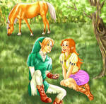 Contest Entry Link and Malon