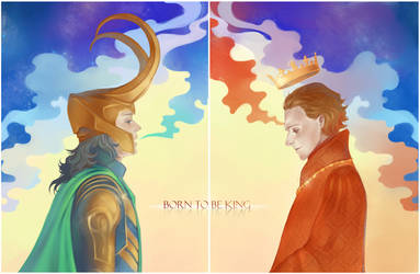 Born to be king by KanzakiVS