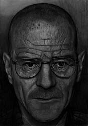 Breaking Bad A4 grey paper carbon pencil