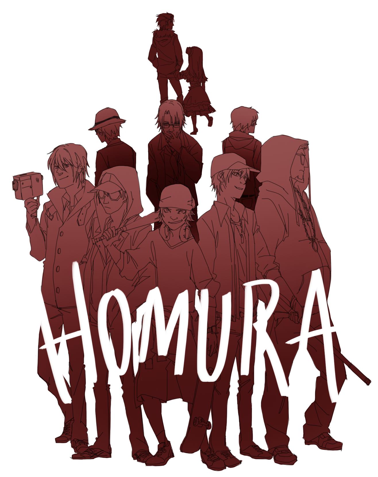 Presenting: HOMRA by shiraa9