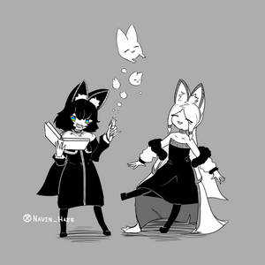 Yomi and Reki
