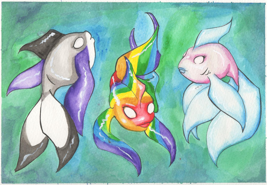 Plenty of fish in the sea by talonas on deviantart for How does plenty of fish work