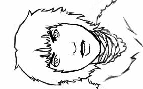 rough sketch ulani by Talonas