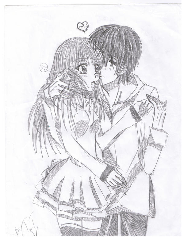 Cute Couple XD By Pamianime On DeviantArt