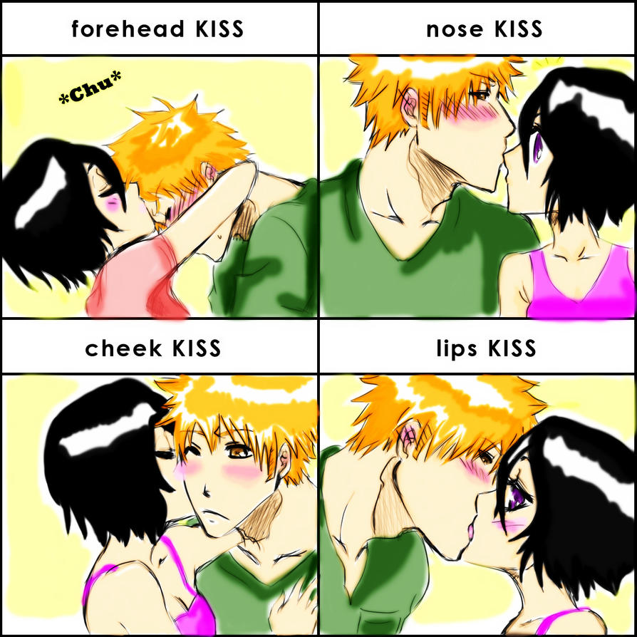 kiss_meme_ichiruki_by_pamianime d48a5vx kiss meme ichiruki by pamianime on deviantart