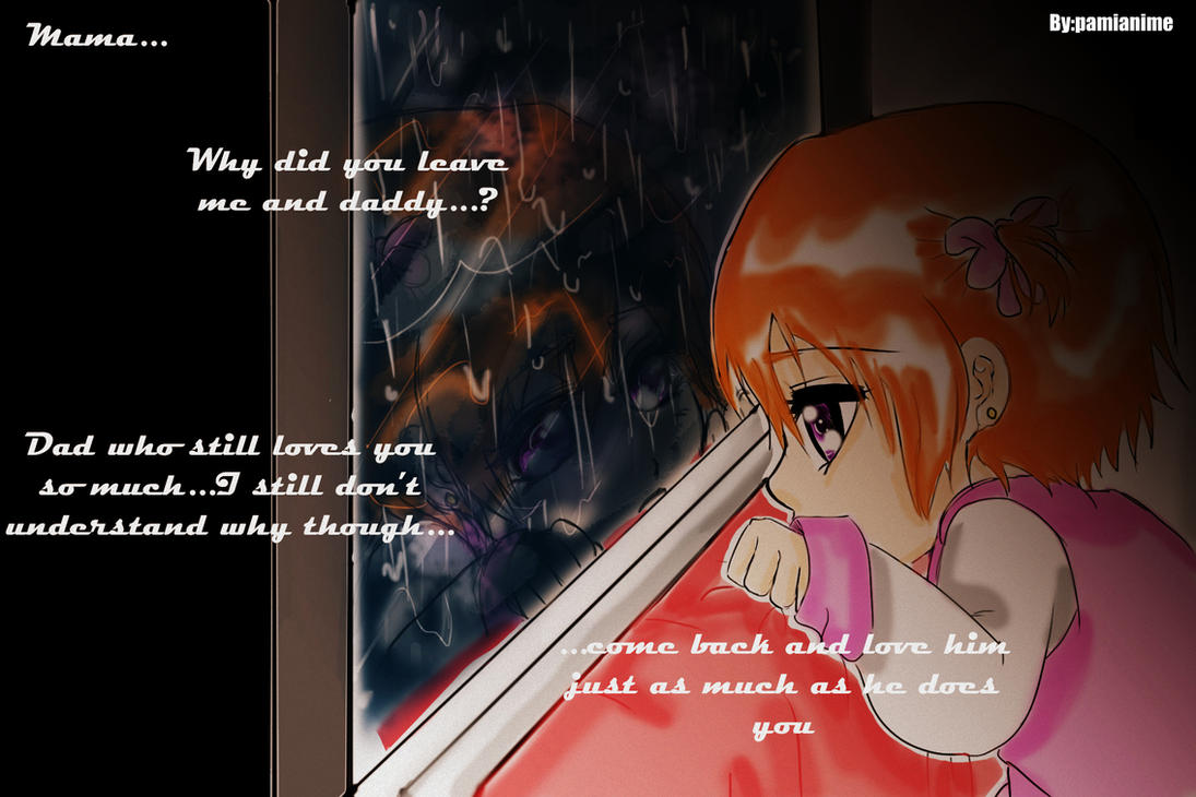 Ever after why did you leave by pamianime on deviantart