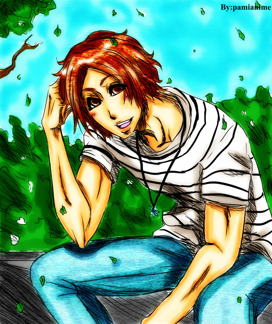 Gender bending Orihime by Pamianime