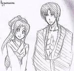 Aoshi and Kaoru