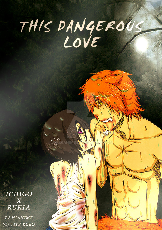 this dangerous love coverpamianime on deviantart