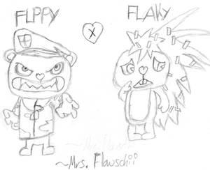 Flippy x Flaky