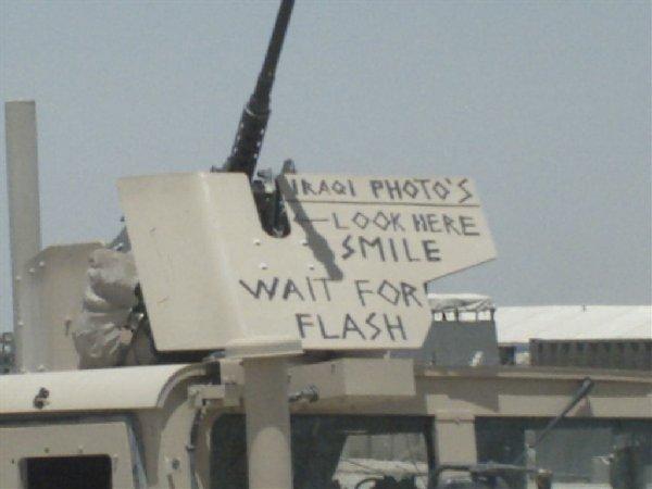 me in Iraq by shadewulf