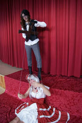 The Doll Maker 07 by tsubasacompany-stock