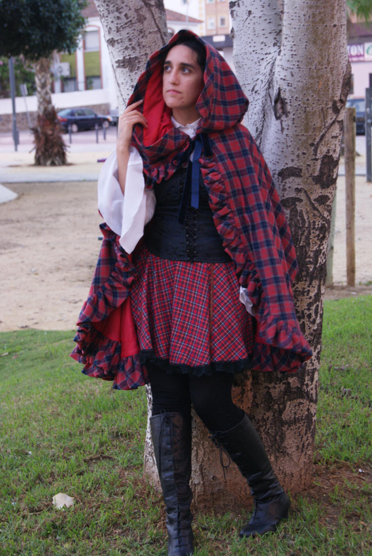 Red Riding Hood by tsubasacompany-stock