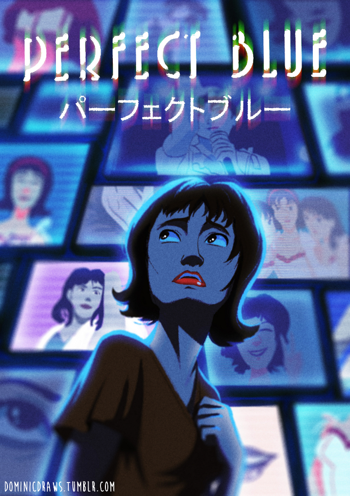 Perfect Blue By Dominicdrawsart On Deviantart