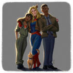 Captain Marvel and Co.