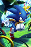 Wind Runner, Sonic the Hedgehog
