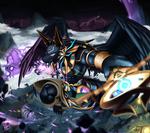Guardian of Sandluma Mountains Dragon Den, Anubis