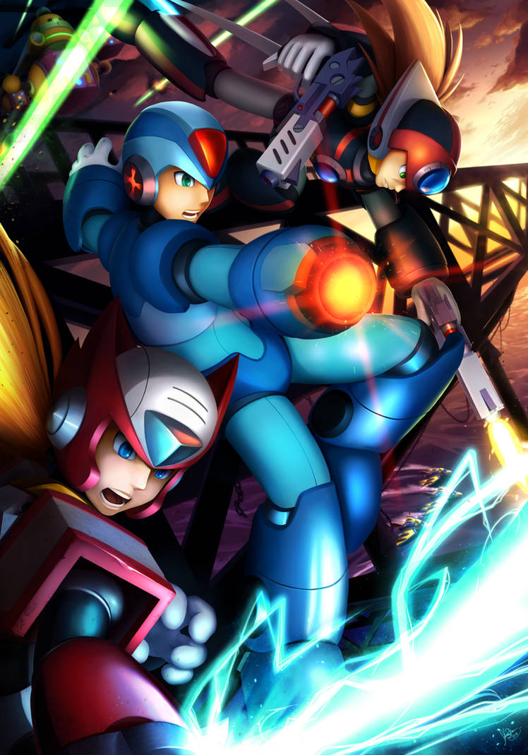 The Endless Maverick Wars by sonicolas