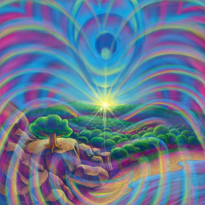 Nature and Love Vibrations