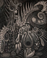 aalliieenn by CosmicEye