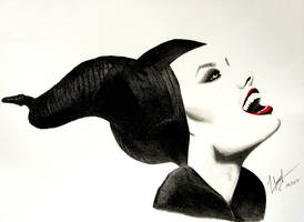 ::: Maleficent ::: by HanoOide