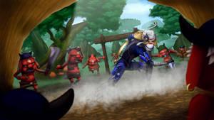 Sheik - Hyrule Warriors