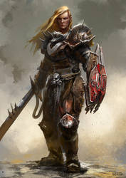 Wasteland Knight