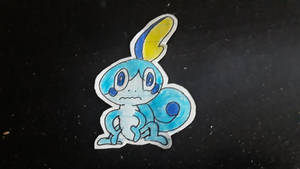 Pokemon CO#51 Sobble /P#816/