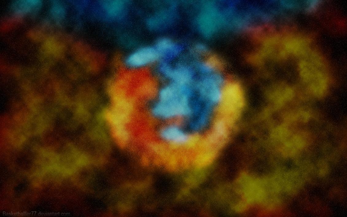 Firefox Nebula by basketballler77