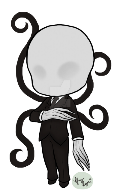how to make slenderman tentacles