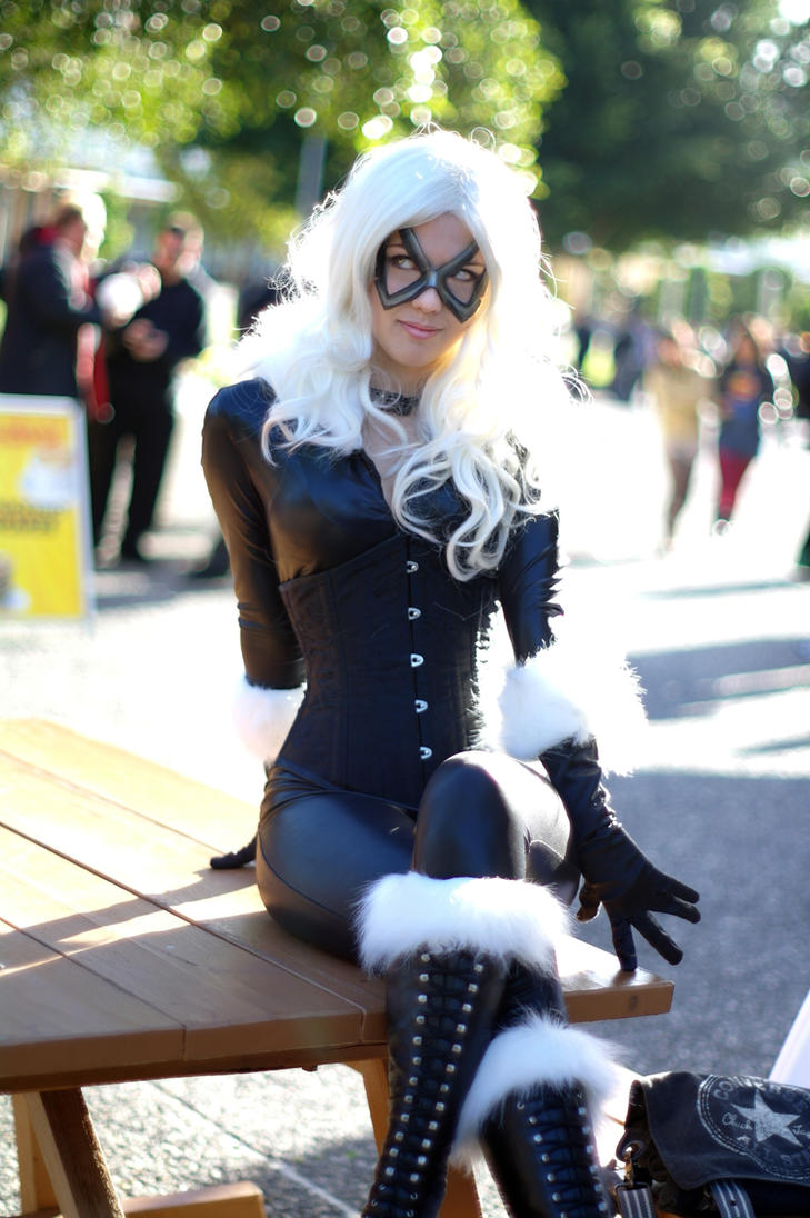 Black Cat by BadLuckKitty
