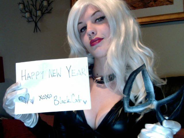 HAPPY NEW YEAR by BadLuckKitty