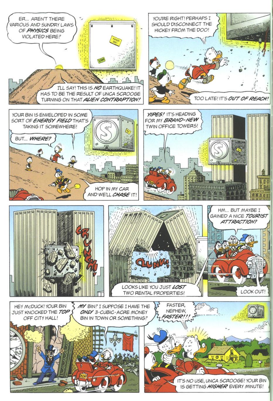 Scrooge McDuck 911 Was An Inside Job 1
