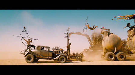 Mad Max 4 Fury Road 2015 Screenshot 1