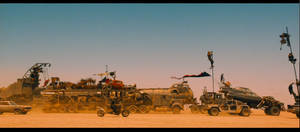 Mad Max 4 Fury Road Vehicles 5 by MALTIAN