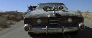 Mad Max The Road Warrior Ford Landau P5 1