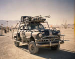 Mad Max 4 Fury Road 2015 Possible Vehicle