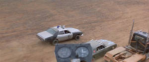 Mad Max The Road Warrior Ford Fairlane ZG 3
