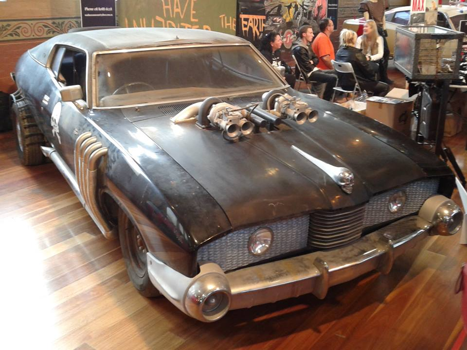 Mad Max Car For Sale >> Road Warrior Car For Sale Edithburney