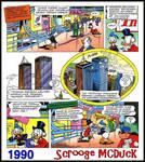 Scrooge McDuck 911 Was An Inside Job 2