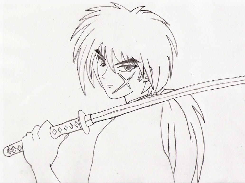 Rurouni Kenshin By Damasktear