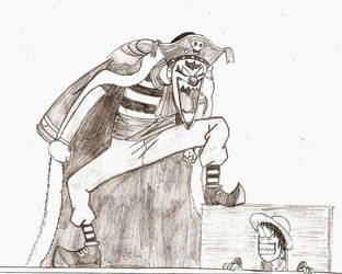 Captain BuggyxD by Croci-fan