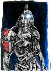 Legion by Narvecilusero