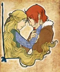 The Lovers by KiraMizuno