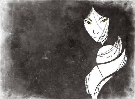 Watching From The Shadows by KiraMizuno