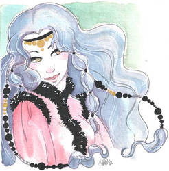 B-Day - Lynette by KiraMizuno