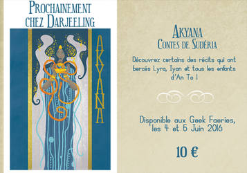 Upcoming Fanzine - AKYANA