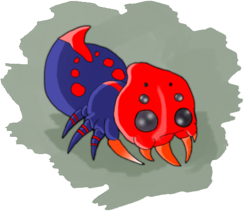 chibi dota2 broodmother by thecromagnon on deviantart